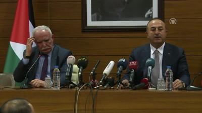 Dışişleri Bakanı Çavuşoğlu: '(ABD'nin vize başvurusu açıklaması) Yılbaşından sonra çalışma grubunu hayata geçirerek normal sürece geçeriz diye düşünüyorum' - İSTANBUL