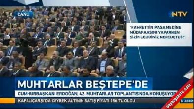 Erdoğan'dan BAE'li bakana sert yanıt
