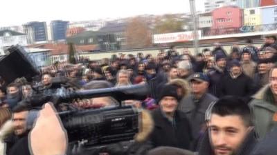 Kosova'da Elektrik Tüketicilerinden Hükümet Karşıtı Protesto Eylemi
