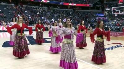 NBA'de 'Türk gecesi' - WASHINGTON