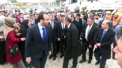 Özhaseki: ''Kardeşliği pekiştirecek projeler hazırladık' - ŞIRNAK