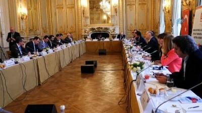 - Paris'te Türkiye-AB Sivil Toplum ve Medya Buluşması