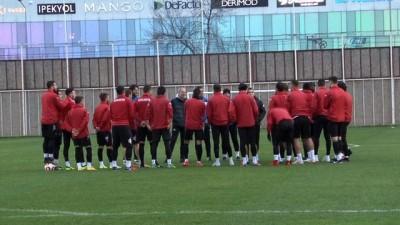 Samsunsporlu futbolcular umut saçtı