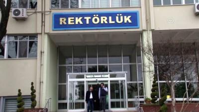 Uludağ Üniversitesine 10 bin kişilik cami - BURSA
