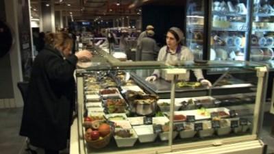 3,5 milyon TL yatırımla gurme marketi yenilediler