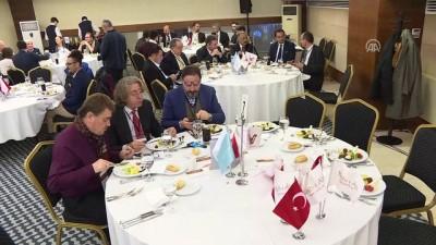Bakan Özlü, Bab-ı Ali Toplantıları'na katıldı - İSTANBUL