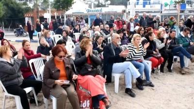 Bodrum'da 'nartugan' kutlaması - MUĞLA