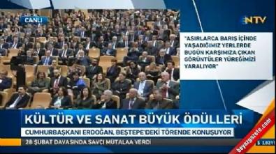 Erdoğan, Trump'ın tehdidine çok sert çıktı