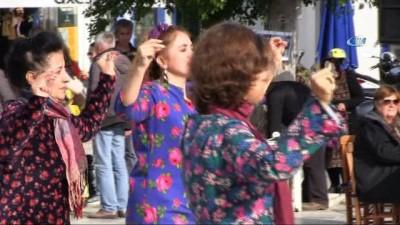 Eski Türk geleneği Nartugan Bodrum'da etkinliklerle kutlandı
