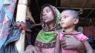 Eşleri katledilen Arakanlı kadınlar - COX'S BAZAR