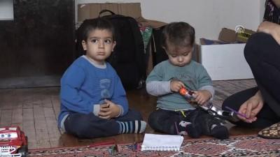İhsan ve Poyraz kardeşler 'kurtarıcılarını' arıyor - ANTALYA
