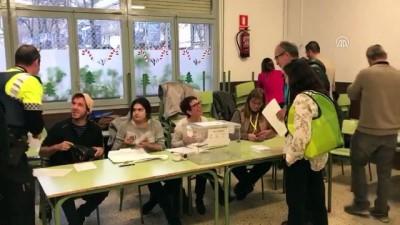 Katalonya'da parlamento seçimleri (1) - BARSELONA