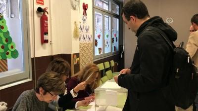 Katalonya'da parlamento seçimleri (2) - BARSELONA