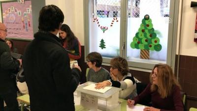 Katalonya'da parlamento seçimleri (3) - BARSELONA