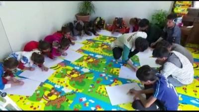 - Kerkük Leylan Mülteci Kampı Yardım Bekliyor