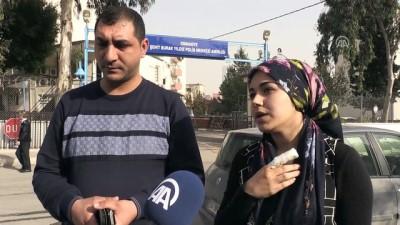 Mersin'de doktorun hasta yakınını yaraladığı iddiası