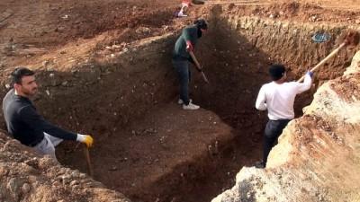 Tarsus'ta yeni bir kazı çalışması başladı