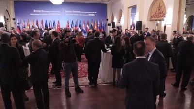 'Türkiye'nin Avrupa'da Kurduğu ve Yeniden Tesis Ettiği Diplomatik İlişkilerin Çeyrek Asrı' - ANKARA