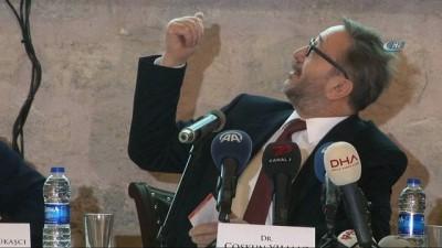 'Fahrettin Paşa, Medine Müdafaası ve Kutsal Emanetler'', Topkapı Sarayı'nda konuşuldu