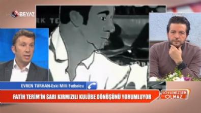 Fatih Terim, Galatasaray'a geri döndü