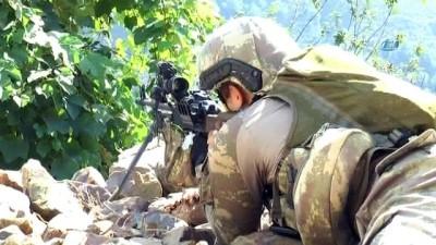 Giresun'da teslim olan terörist Tunceli'de daha önce eylemlere katılmış