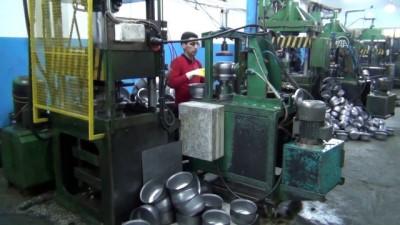 İHRACATIN PARLAYANLARI - 40 ülkenin mutfak ürünleri Bolvadin'den - AFYONKARAHİSAR