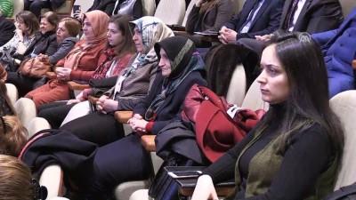 Kadın istihdamına yönelik çalıştay - ERZURUM