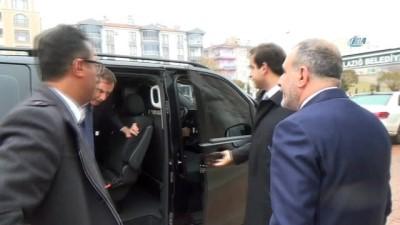 """Kamu Başdenetçisi Malkoç ; """"ABD'yi yönetenler diplomatik alanda mağlup oldu"""""""