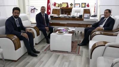 Kamu Başdenetçisi Malkoç - ELAZIĞ