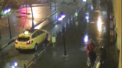 televizyon - Kırık ayağıyla hırsızlığa karıştı - GAZİANTEP