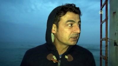 Manavgat'ta balıkçı teknesi alabora oldu - ANTALYA