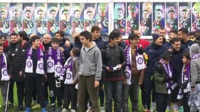 Osmanlıspor'da Teleset Mobilya Akhisarspor maçı hazırlıkları - ANKARA