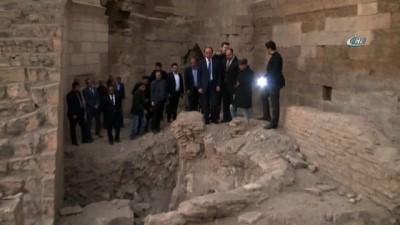 Şanlıurfa'da 12'nci Yüzyıl'dan kalma hamam bulundu