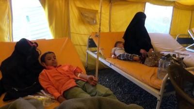Yemen'deki olaylar - Sağlık hizmetlerinde yaşanan sıkıntılar - SANA