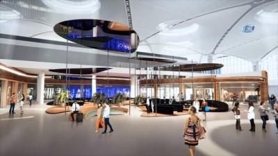 Yeni Havalimanı işte böyle olacak