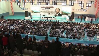 6. Olağan İl Kongresi - Mehdi Eker - BARTIN