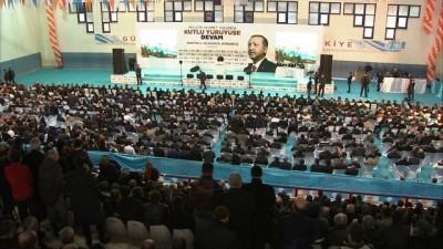 AK Parti Bartın 6. Olağan İl Kongresi başladı
