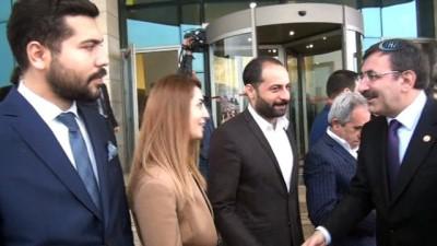 """AK Parti Genel Başkan Yardımcısı Cevdet Yılmaz: """"İstihdamda atılım yaptık"""""""