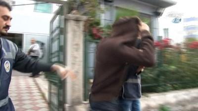 Antalya'da 3 oto hırsızı yakalandı