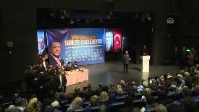 Dışişleri Bakanı Çavuşoğlu : 'Kudüs'ün kınalı kuzularını biz yalnız bırakamayız' - ANTALYA