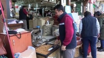 Kuru yemiş sektöründe yılbaşı hazırlığı - DENİZLİ