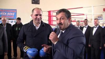 Profesyonel Kick Boks Şampiyonası - ÇANAKKALE