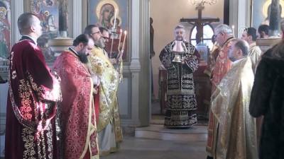 Sveti Georgi Kilisesi'nde Noel ayini - EDİRNE