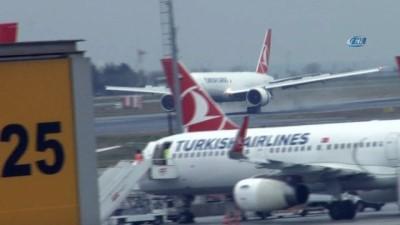 destina -  THY'nin yeni kargo uçağı İstanbul'da
