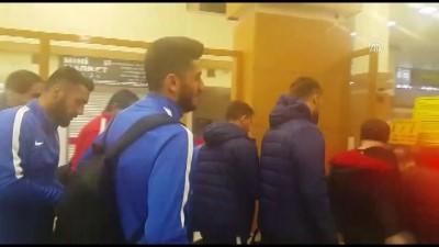 Trabzonspor, Karabük'e gitti - TRABZON