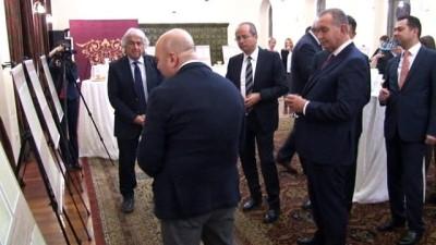 Türkiye - Ukrayna arasındaki diplomatik ilişkilerin 25. yılında Büyükelçi Sybiha kolları sıvadı, arşivleri taradı