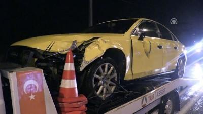 Yolun karşısına geçmeye çalışırken otomobilin çarptığı yaya öldü - DÜZCE
