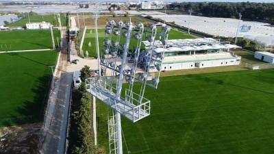 Antalya dünyanın önemli futbol takımlarını ağırlayacak