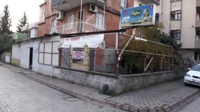 DEAŞ mağduru 24 kişilik ailenin eski dükkanda zorlu yaşamı - ADANA