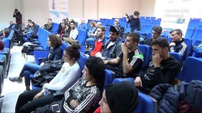 televizyon - IAAF Çocuk Atletizmi Projesi semineri Karaman'da yapıldı